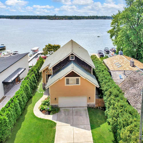 Real Estate Aerial Photo Example