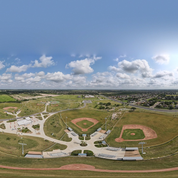 360 View of North 29th Park - McAllen, Texas