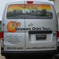 360 Delaware Orbit Tours