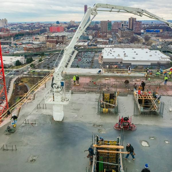 High-rise Construction Survey