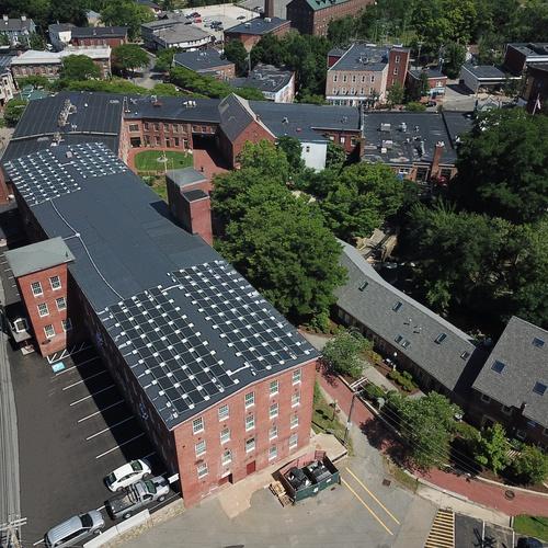 Amesbury Solar Roofing