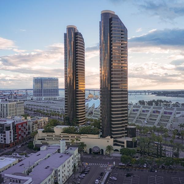 Harbor Towers - San Diego