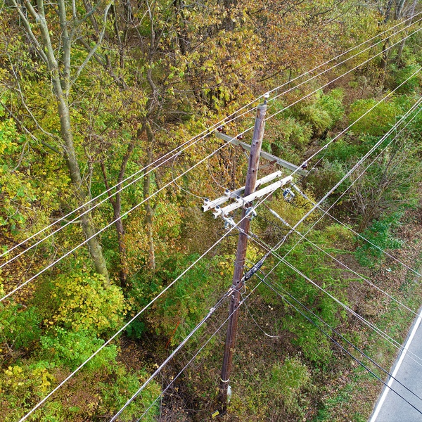 Power grid inspections