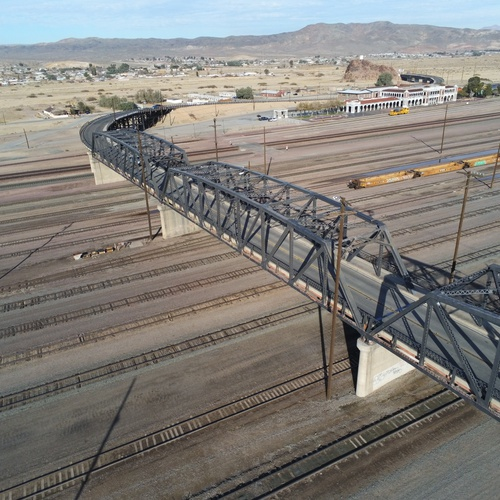Historic Bridge, Barstow CA