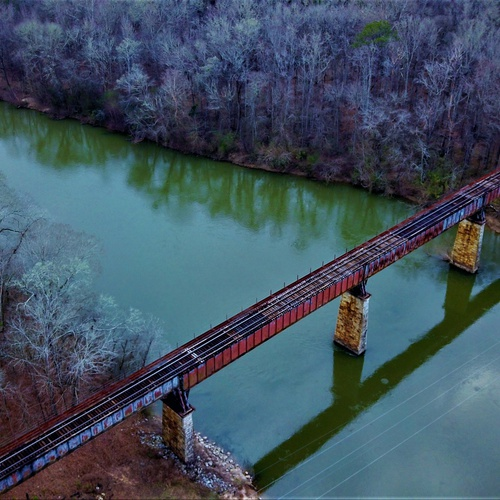 Chattahoochee Train Bridge