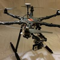 Mobile Drones