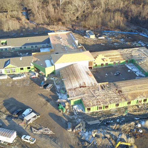 Construction Progression Photos
