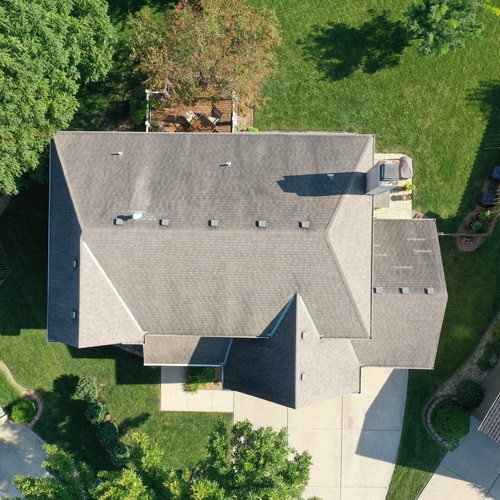 Roof Inspection - Overview Shot