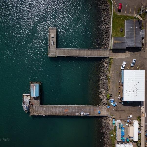 Garibaldi Dock
