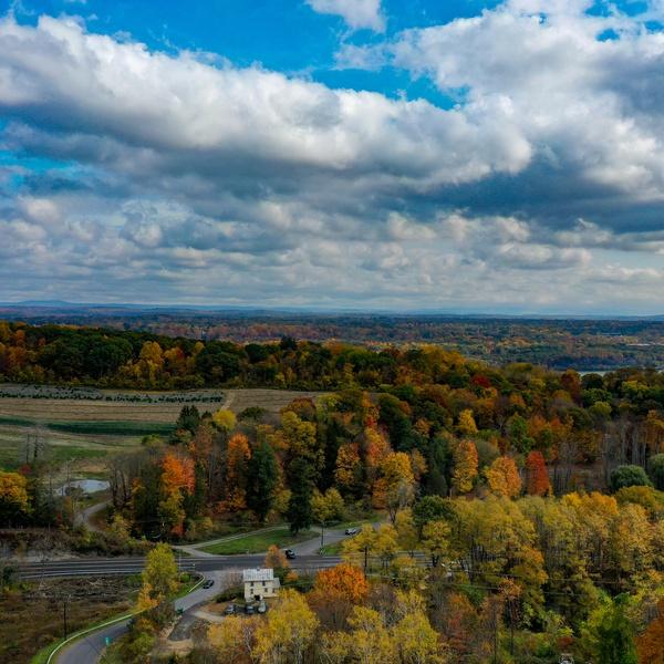 Hudson Valley Fall