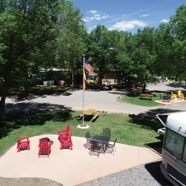 KOA Campground marketing images