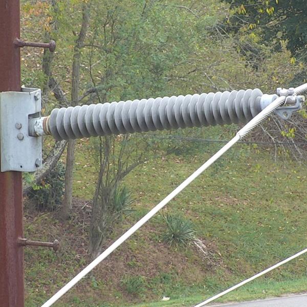 Power line insulator Inspection