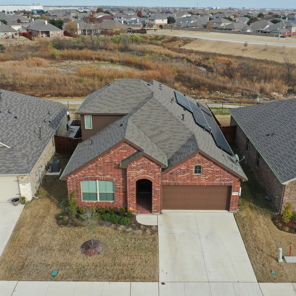 Residential Listing - Aerial Shot