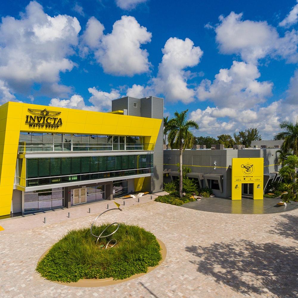 Invicta Headquarters South Florida, Hollywood, Florida