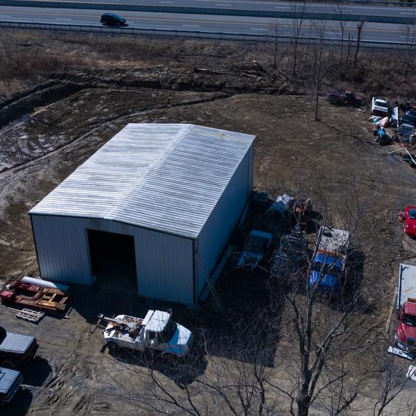 Potters Garage Construction