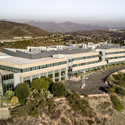 Intel Building, Rancho Penasquitos, San Diego, CA
