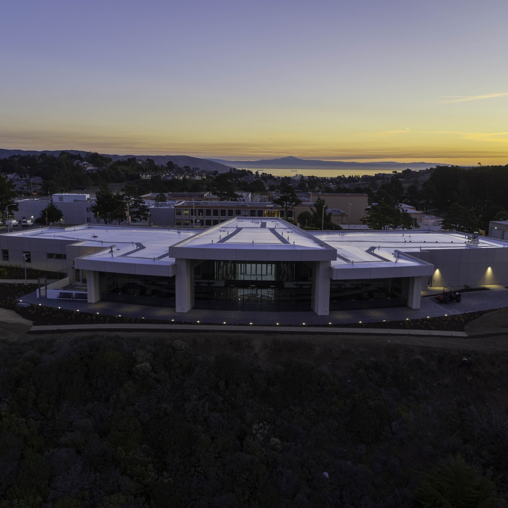 Skyline College Environmental Science Building