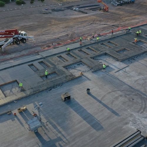 Construction Aerials