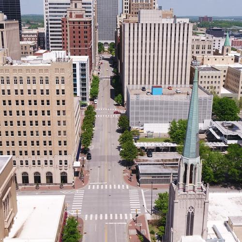 Tulsa Oklahoma - Pandemic 2020