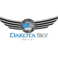 Dakota Sky Aerial