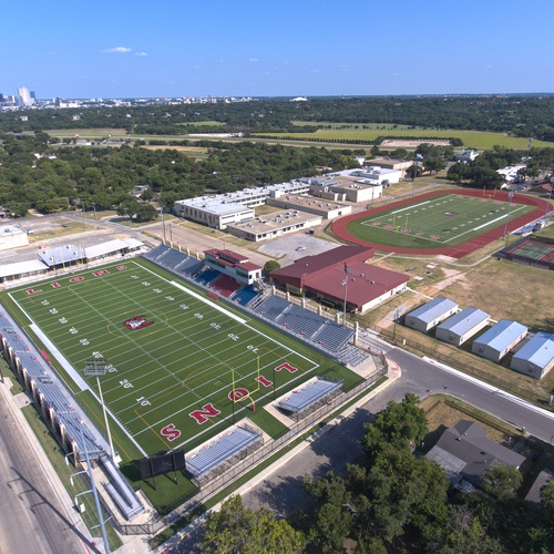 Castleberry High School, Fort Worth, TX