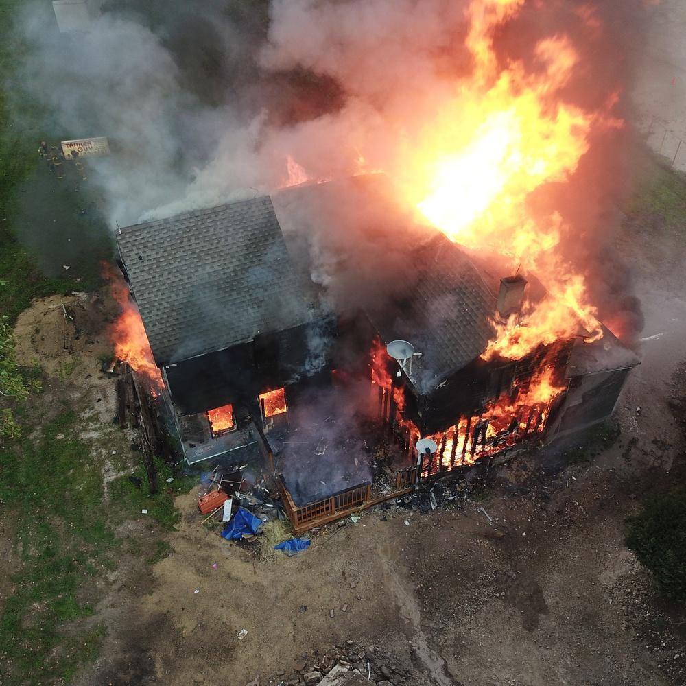 Building Fire II