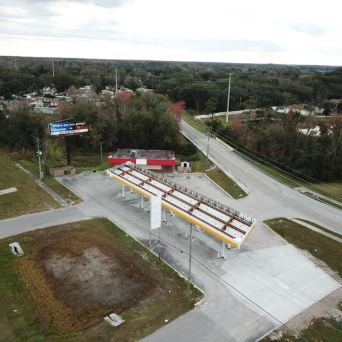 Gas Station 1