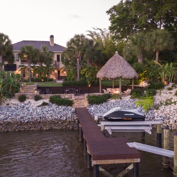 Nassau River Home