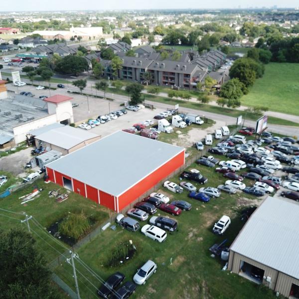 Warehouse in Houston