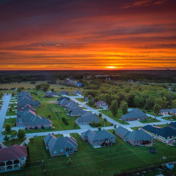 Southwest Missouri Sunset