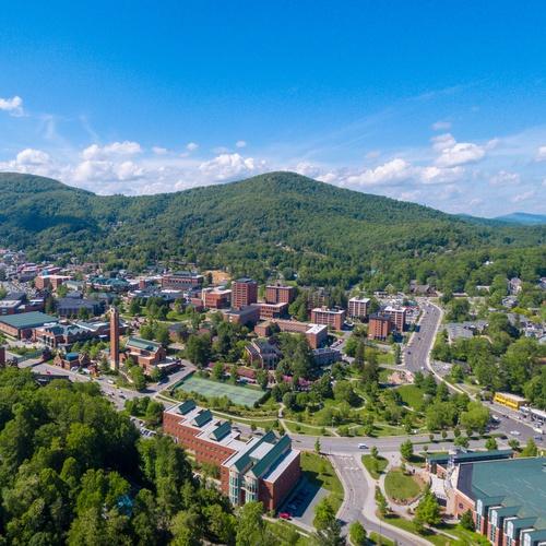 Appalachian State, Boone