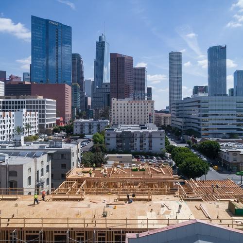 DTLA Construction Project