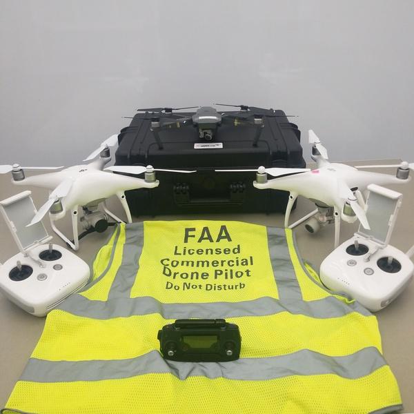 Drone Fleet - ARO Aerial Inc.