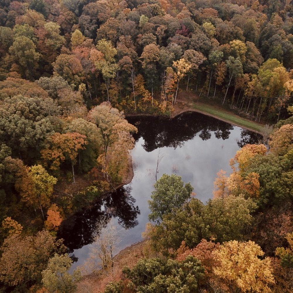 Lake in Washington County, Indiana 1