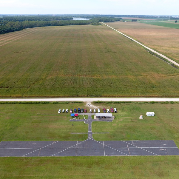 Area radio control flying field