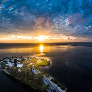 Tarpon Aerial Photography