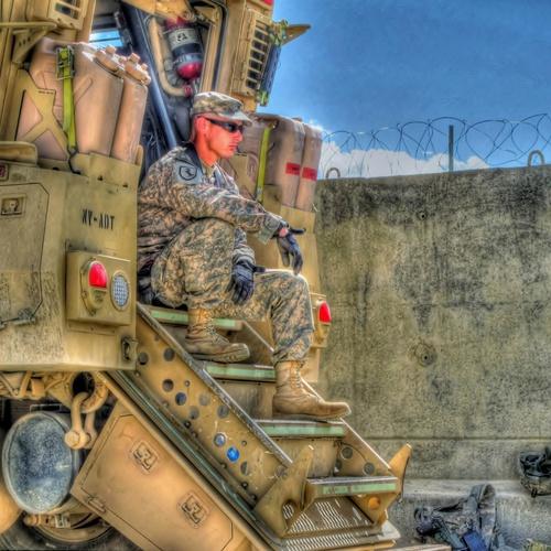 Soldier, Afghanistan