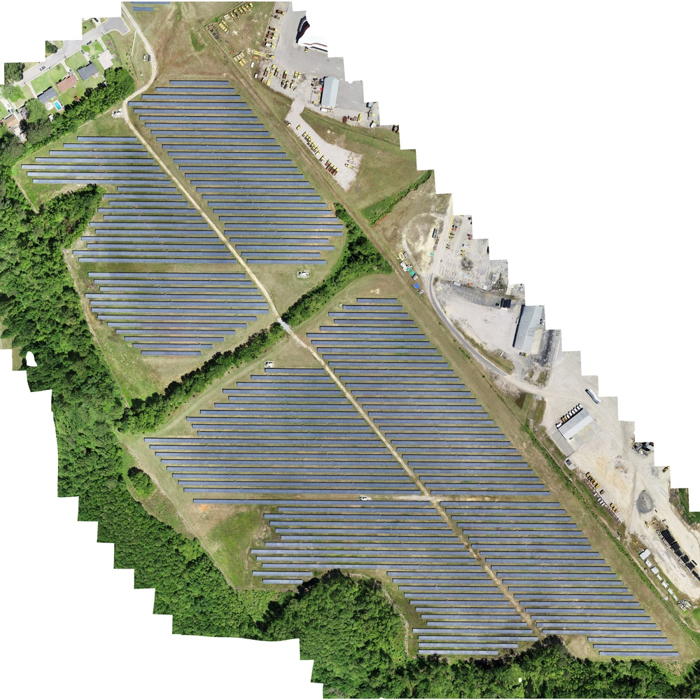 Solar Farm Ortho