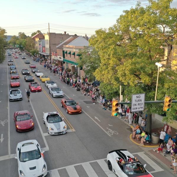 Carlisle Events Parade