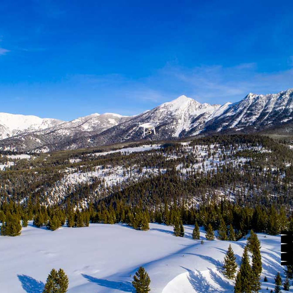 Big Sky Mountain Range