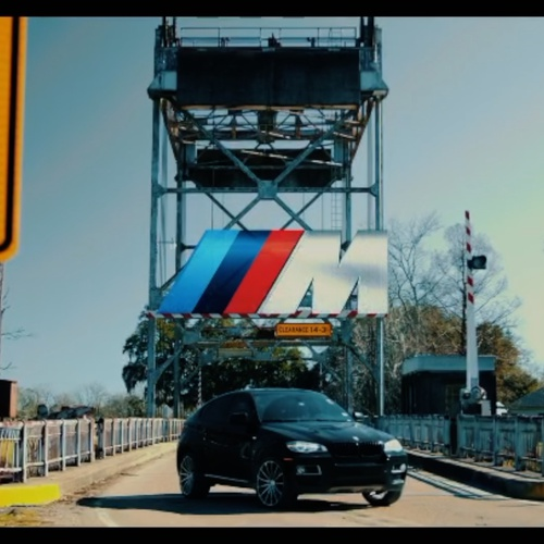 BMW commercial created in 2019