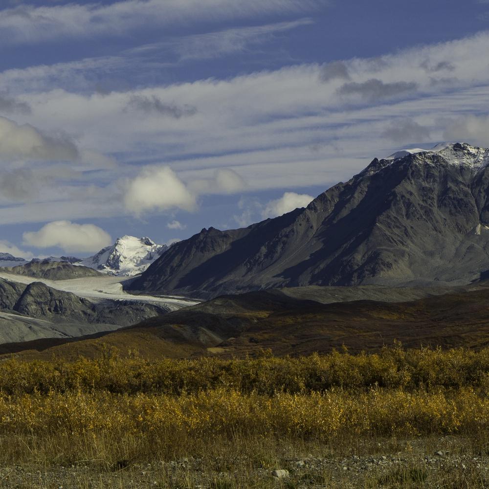 Castner Glacier