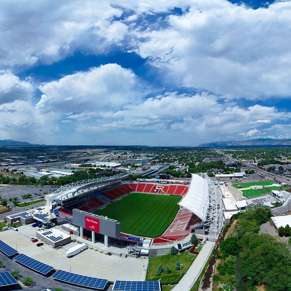 REAL Salt Lake Stadium