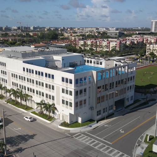 Downtown Doral Charter Upper School