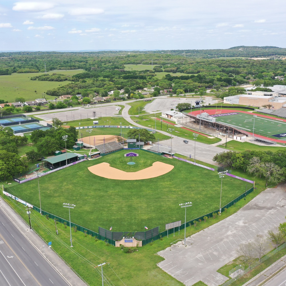 Baseball and Football Stadiums