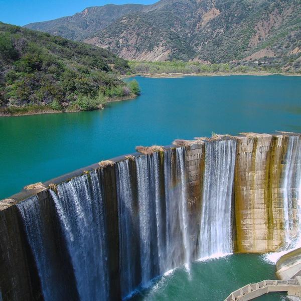 Obsolete Dam