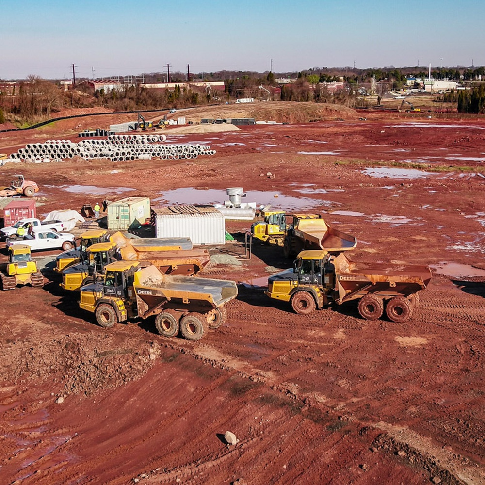 Goswin Construction Progress