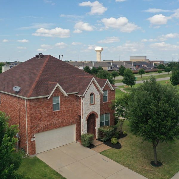 Residential Listing -Aerial Shot