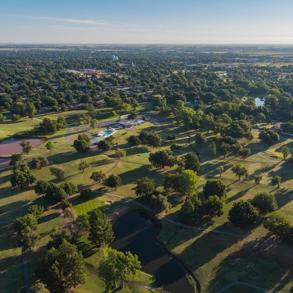 Golf Course Real Estate Listing