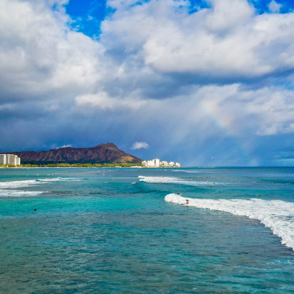 Diamondhead with Rainbow